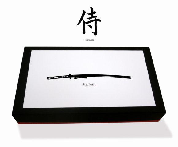 Samurai - Coffetable